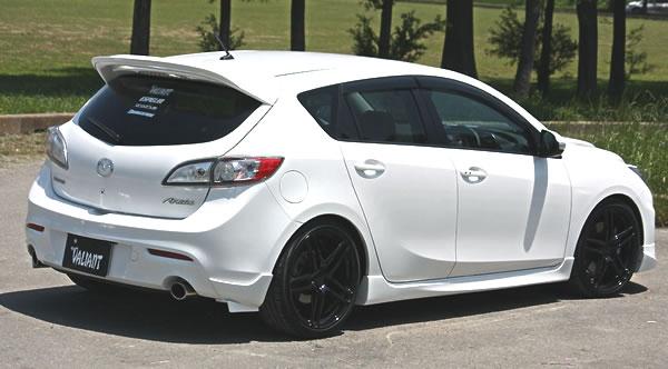 Mazda Speed 3 >> アクセラ BL MC前 マツダスピード エアロパーツ ガレージベリー VALIANT 特価 激安 特得ドットジェイピー